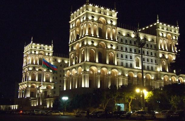 Bakoe, Tbilisi & Jerevan