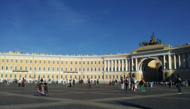 Baltische Steden & Sint-Petersburg