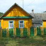 Het platteland van Wit-Rusland