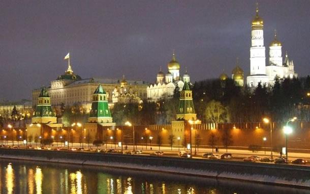 van Kiev naar Moskou