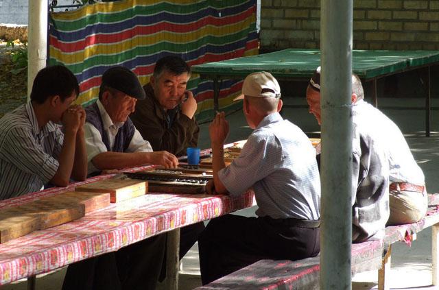 Kirgizië Compleet