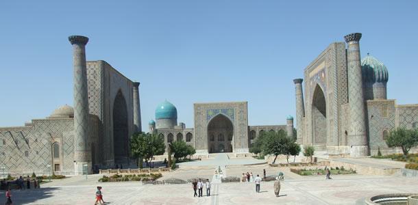 Oezbekistan Hoogtepunten