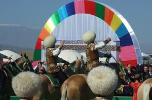 Oezbekistan & Turkmenistan (uitgebreid)