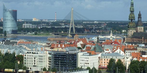 Uitgebreide reisinfo Riga Stedentrip