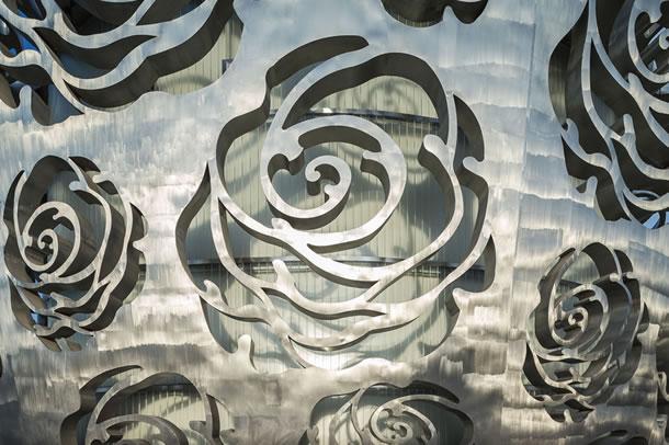 Het Rozenmuseum in Beijing