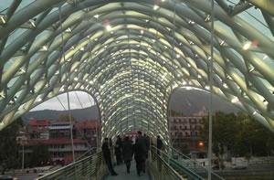 Tbilisi & Jerevan Stedentrip