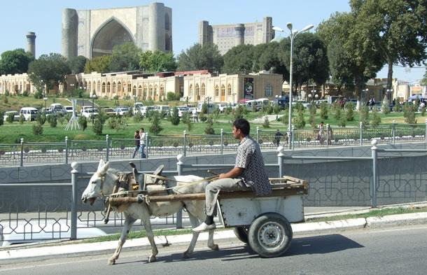 Uitgebreide reisinfo Van Teheran naar Tasjkent (23 dagen)