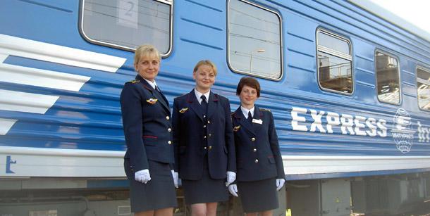 Trans-Siberië Express (10 dagen)