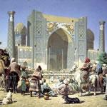 Expeditie Zijderoute in de Hermitage