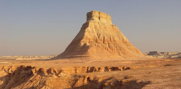 West-Turkmenistan (5 dagen)